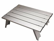 Camping Table Low Portable Aluminum Folding Captain Stag M-3713