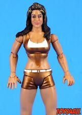 Melina WWE Jakks Ruthless Aggression Series Diva Wrestling Figure MnM_s82