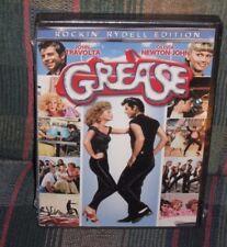 Rockin Rydell Edition: Grease (DVD) John Travolta, Olivia Newton-John