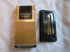 Guerlain, Shalimar, Parfum de Toilette, 2 ml, neu mit Verpackung