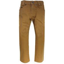 Abbigliamento casual marrone per bambini dai 2 ai 16 anni