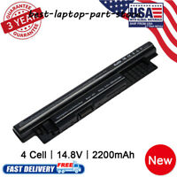 Compatible For Dell Inspiron 15R-5521 3521 17R Battery MR90Y 14.8V