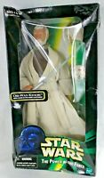 VTG Obi-Wan Kenobi w/ Lightsaber - Star Wars: The Power of the Force - Hasbro
