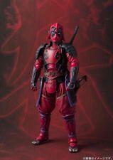 Marvel: Samurai Deadpool Meisho Manga Realization By Bandai Tamashii Nations
