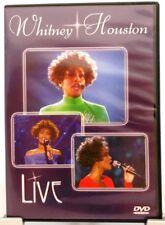 Whitney Houston + DVD + LIVE + Tolle unvergessliche Aufnahmen aus Konzert 1991 +