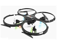 UDI RC 818A Quadcopter 2.4 Ghz with Video Camera 4 CH 6 Axis Refurbished