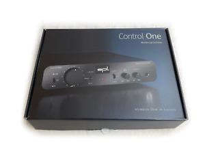 SPL Control One Monitor Controller