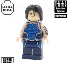 ⎡LEYILE BRICK⎦Custom Aqualad Lego Minifigure