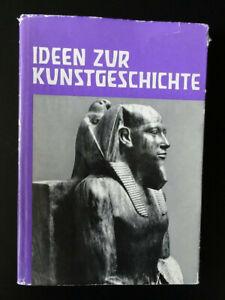 Richter, Gottfried - Ideen zur Kunstgeschichte Urachhaus Stuttgart gbd.