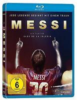 Messi - Jede Legende beginnt mit einem Traum Blu-ray Disc NEU + OVP!
