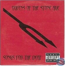 QUEENS OF THE STONE AGE QOSTA SONGS FOR THE DEAF france PROMO CDROM CD-ROM