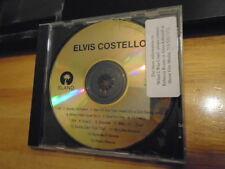 RARE ADV PROMO Elvis Costello CD When I Was Cruel CRACKER Faragher Bros. SQUEEZE