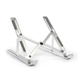 Portable Laptop & Tablet Stand Helps Cooling Height Adjustable & Folds Pukkr
