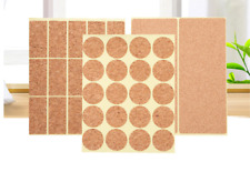 Handmade Wooden Labels Adhesive Sticker Packaging Sealing Tags Bottle Cup DIY