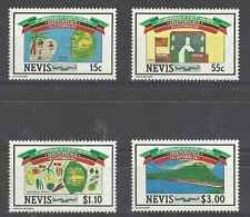 Timbres Nevis 201/4 ** lot 3376