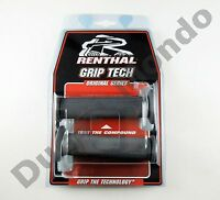 Renthal grips medium compound road race ideal Ducati Aprilia Cagiva MV Agusta