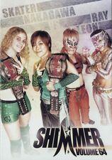 SHIMMER Womens Wrestling 64, Mia Yim Kellie Skater Mercedes Martinez Cherry Bomb