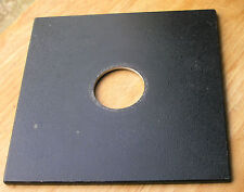 Horseman genuine original   lens board panel for copal 0 compur 0 34.5mm hole