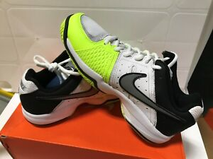 Nike Youth Air Cage Court Tennis Shoes Style #549890 102