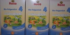 Holle Organic Baby Infant Formula Stage 4- (3- Boxes)  Priority Shipping 7/2018