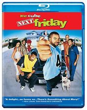 NEXT FRIDAY (Ice Cube) - BLU RAY - Sealed Region free