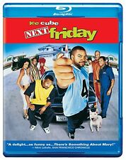 NEXT FRIDAY (Ice Cube) - BLU RAY - Sealed Region free