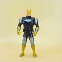 """DC Universe batman ACTION FIGURE 4.5"""" old lost color #8"""