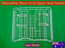 Dishwasher Spare parts Upper Rack Basket Suits Many Famous Brand (White) New