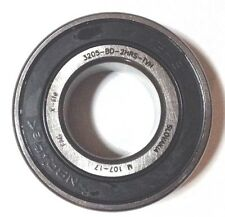 FAG BEARING 3205-BD-2HRS-TVH 25X52X20.6WIDE DOUBLE ROW ANG. CONT. KTM 0625032057