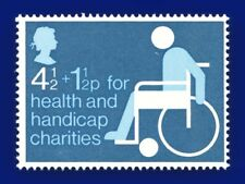 1975 SG970 4½p+1½p Charity  MNH Unmounted Mint axfg