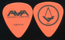 ANGELS & AIRWAVES 2010 Tour Guitar Pick!!! TOM DeLONGE custom stage BLINK 182 #1