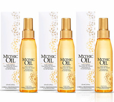L'Oreal Professional Blow-Dry Treatment Mythic Oil x3