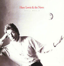 Small World by Huey Lewis & the News (CD) 1988 VERSION