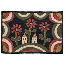 "Cedar Hill Hand-Hooked Rug by Park Designs - 24"" x 36"""
