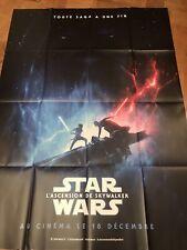 Affiche 120x160 Preventive «Star Wars 9»/L'ascension De Skywalker