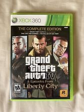 Very Good Used Grand Theft Auto IV - Complete Edition (Microsoft Xbox 360, 2010)