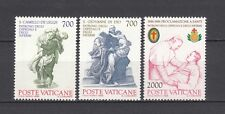 VATICANO 1986 S. Camillo de Lellis e Giovanni di Dio cmpl 3 v. **