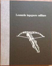 Augusto Marinoni. Leonardo Ingegnere militare.