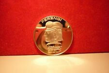 1993 Star Trek The Next Generation Ferengi Silver Proof Coin Franklin Mint. BUNC
