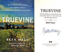 Beth Macy~PERSONALLY SIGNED~Truevine~1st/1st HC