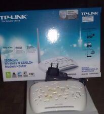 MODEM ROUTER TP-LINK  150Mbps
