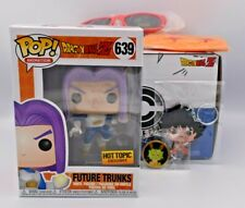 Funko POP! Dragon Ball Z Box With Future Trunks (#639) - Hot Topic Exclusive