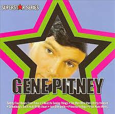 Gene Pitney Superstar Series CD Album Sealed
