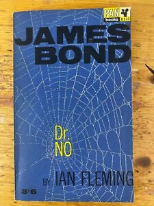 Dr. No - Pan Books X237 James Bond 007 Very Good Condition Book