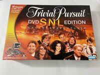 Trivial Pursuit SNL DVD Edition Board Game Saturday Night Live