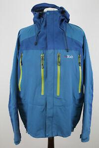 RAB Event Latok Blue Jacket size XL