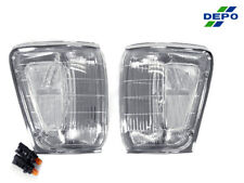 DEPO Clear Corner Light For 1990-1991 Toyota 4Runner/1989-1991 Pick-up Truck 4WD