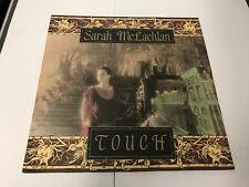 SARAH McLACHLAN - TOUCH - LP VINYL EX-/EX- GERMANY 4007192098729