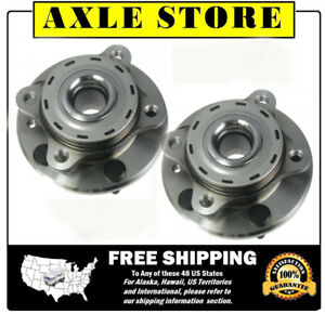 2 New Front Wheel Hub Bearing Assemblies Left & Right for Ford Mercury Warranty
