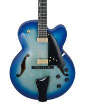 Chitarre elettriche blu laminato 6 corde